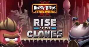 """Aufstieg der Klone: """"Angry Birds Star Wars II"""" erhält mehr als 40 neue Level"""