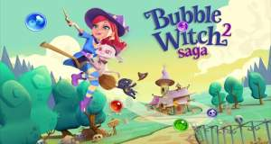 """King veröffentlicht """"Bubble Witch Saga 2"""" im AppStore"""
