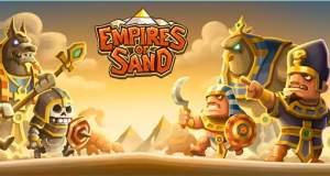 Empires of Sand: neues Tower-Defense-/Aufbau-Spiel im Alten Ägypten schon jetzt im AppStore verfügbar