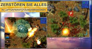 """Strategiespiel """"Modern Combat"""": neuer Luftunterstützungsmodus mit über 60 Missionen"""