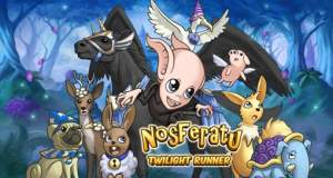 "Smuttlewerk Interactive kündigt neuen 2D-Endless-Runner ""Nosferatu – Twilight Runner"" an"