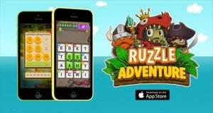 """Wortsuchspiel """"Ruzzle Adventure"""": Apples Spiele-Tipp vorgestellt"""