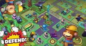 Toy Rush: kunterbunter Krieg der Spielzeuge