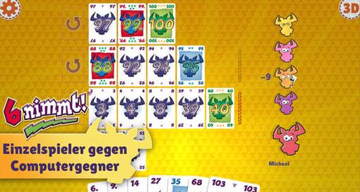 6 nimmt kartenspiel
