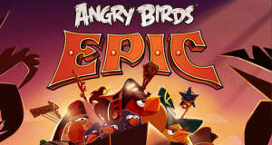 Angry Birds Epic: wütende Vögel in eintönigem Strategie-RPG