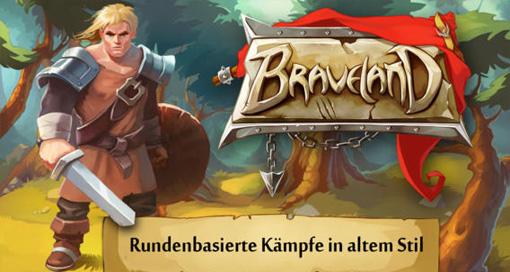 """Old-School-Strategiespiel """"Braveland"""" nur 0,99€"""