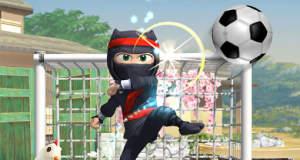 """Auch der """"Clumsy Ninja"""" ist im WM-Fieber"""
