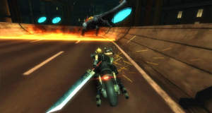 "E3: Square Enix kündigt ""Final Fantasy VII G Bike"" an & neuer Trailer zu ""Final Fantasy Agito"""