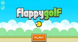 Flappy Golf: 20 neue Kurse & individuelle Bälle in den AppStore geflattert