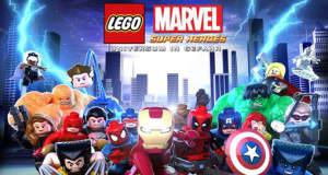 Lego Marvel Super Heroes: Muss nur noch kurz die (Lego-)Welt retten…