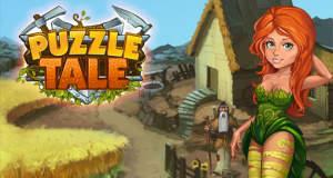 Puzzle Tale: Erbaue dein Königreich durch Match-3-Puzzles