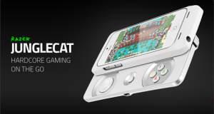 """Razer kündigt neuen iOS7-Spiele-Controller """"Junglecat"""" an"""