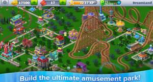 RollerCoaster Tycoon 4 Mobile: Kostenpflichtiger Free-to-Play-Download erstmals reduziert & mit Update