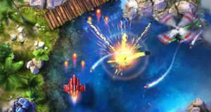 "Zum Jubiläum: optisch ansprechender Arcade-Shooter ""Sky Force 2014"" als Gratis-Download"