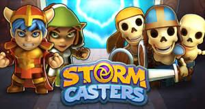 "Dungeons günstiger erkunden: Download-Tipp ""Storm Casters"" bereits reduziert"