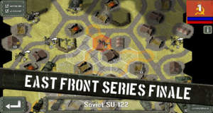 """Hunted Cow Studios beendet WWII-Strategie-Reihe mit dem Release von """"Tank Battle: East Front 1945"""""""