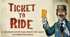 """Tolles Brettspiel """"Ticket to Ride"""" mal wieder günstiger aufs iPad laden"""
