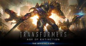 "Autobots gegen Decepticons: Combat-Runner ""Transformers: Age of Extinction"" in den AppStore gestürmt"