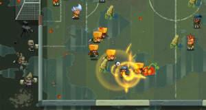 Uppercup Football: das vielleicht verrückteste Fußballspiel im AppStore