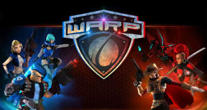 "Phosphor Games & DeNA kündigen 2D-MOBA ""WARP: Warriors of the Red Planet"" an"