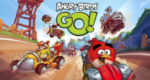 """Halbes Jahr nach Ankündigung: """"Angry Birds Go!"""" nun mit Mehrspieler-Modus"""