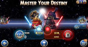 Angry Birds Star Wars II: nicht nur gratis, sondern auch mit 30 neuen Leveln