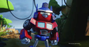 "Comic Con: neuer Teaser-Trailer zu ""Angry Birds Transformers"""