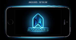 Angularis: rasantes Highscorespiel von zwei Münchner Indie-Entwicklern neu im AppStore