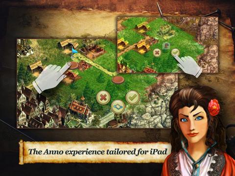 ANNO: Erschaffe ein Königreich iPad