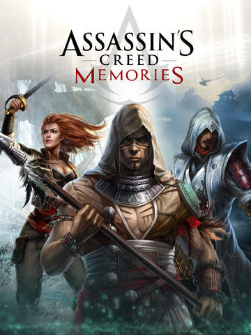 Assassins Creed Memories iOS Preview