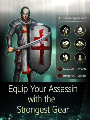 Assassins Creed Memories Card Battler Soft-Launch