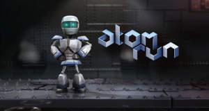 """Jump & Run """"Atom Run"""" mal wieder kostenlos"""