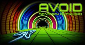 "Rasantes Arcade-Game ""Avoid: Sensory Overload"" zum Nulltarif laden"