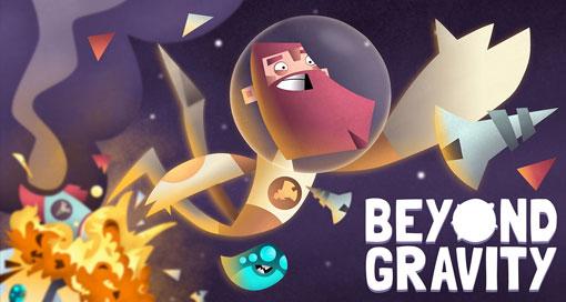 "Weltall-Plattformer ""Beyond Gravity"" reduziert"