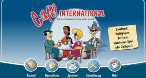 "Brettspiel ""Café International"" 80% günstiger laden"