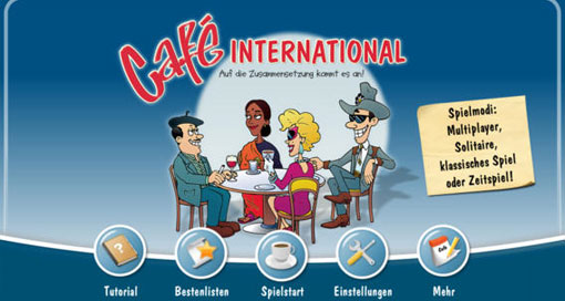 """Brettspiel """"Café International"""" kostet aktuell nur 99 Cent"""