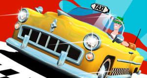 """Ab in die Neverly Hills: Update für """"Crazy Taxi: City Rush"""" mit neuem Gebiet, neuen Taxis & mehr"""