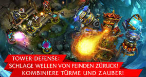 "Tower-Defense- und Sammelkarten-Mix ""Defenders"" erstmals gratis laden"