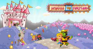 "Tower-Defense-Spiel ""Demons vs Fairyland"" für iPhone gratis"
