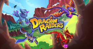 Dragon Raiders: mit einem Drachen durch gut 40 Level fliegen