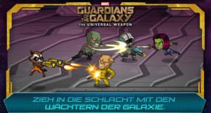 """Aus 4,49€ mach 1,79€: """"Marvel Guardians of the Galaxy: The Universal Weapon"""" zwei Wochen nach Release schon reduziert"""