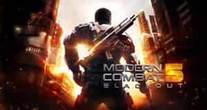 """Sechs Tage vor dem Release von """"Modern Combat 5: Blackout"""": Launch-Trailer veröffentlicht"""