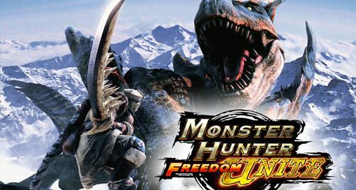 """Mobile Monsterjagd in """"Monster Hunter Freedom Unite"""" günstig wie nie"""