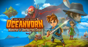 "Oceanhorn: Trailer zum ""Game of the Year Edition""-Update"