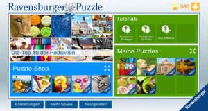 """Vom iPad aufs iPhone: """"Ravensburger Puzzle"""" ist nun eine Universal-App"""