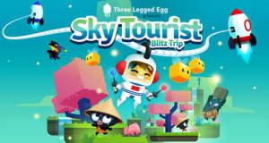 Sky Tourist Blitz Trip: der Weltraumausflug von Petey Pendant geht weiter…