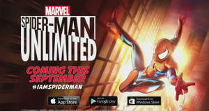 Spider-Man Unlimited: Gameloft veröffenlicht neuen Trailer & Release im September