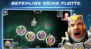 Star Admiral: kostenloses Sammelkartenspiel im All
