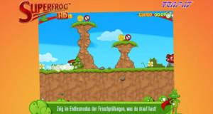 "Amiga-Klassiker ""Superfrog HD"" erstmals reduziert"