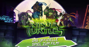 Teenage Mutant Ninja Turtles: wilde Prügelei mit Leo, Mikey, Donnie und Raph